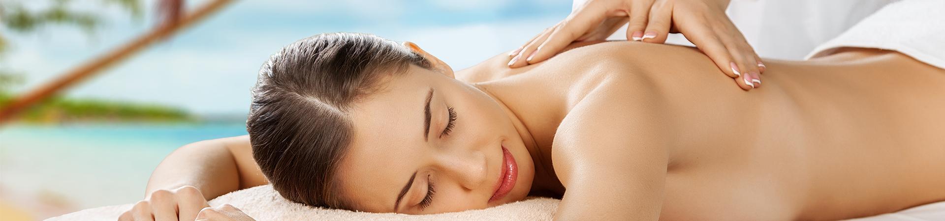 Laat u masseren na een vermoeiende dag